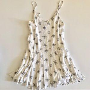 *AMUSE SOCIETY* Light Boho Beachy Summer Dress